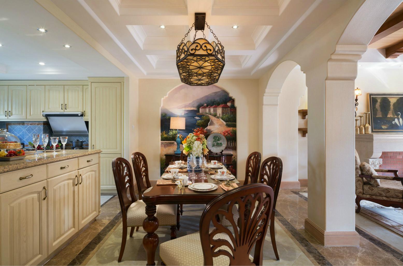 餐厅创造一个能使艺术家接受现代生产最省力的环境
