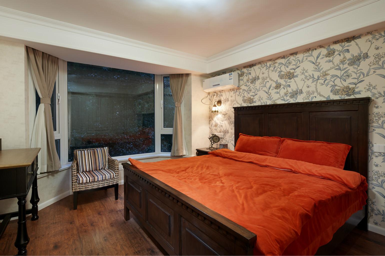 卧室不仅是睡眠休息的地方,而且是最具隐私性的空间,特别是主卧。