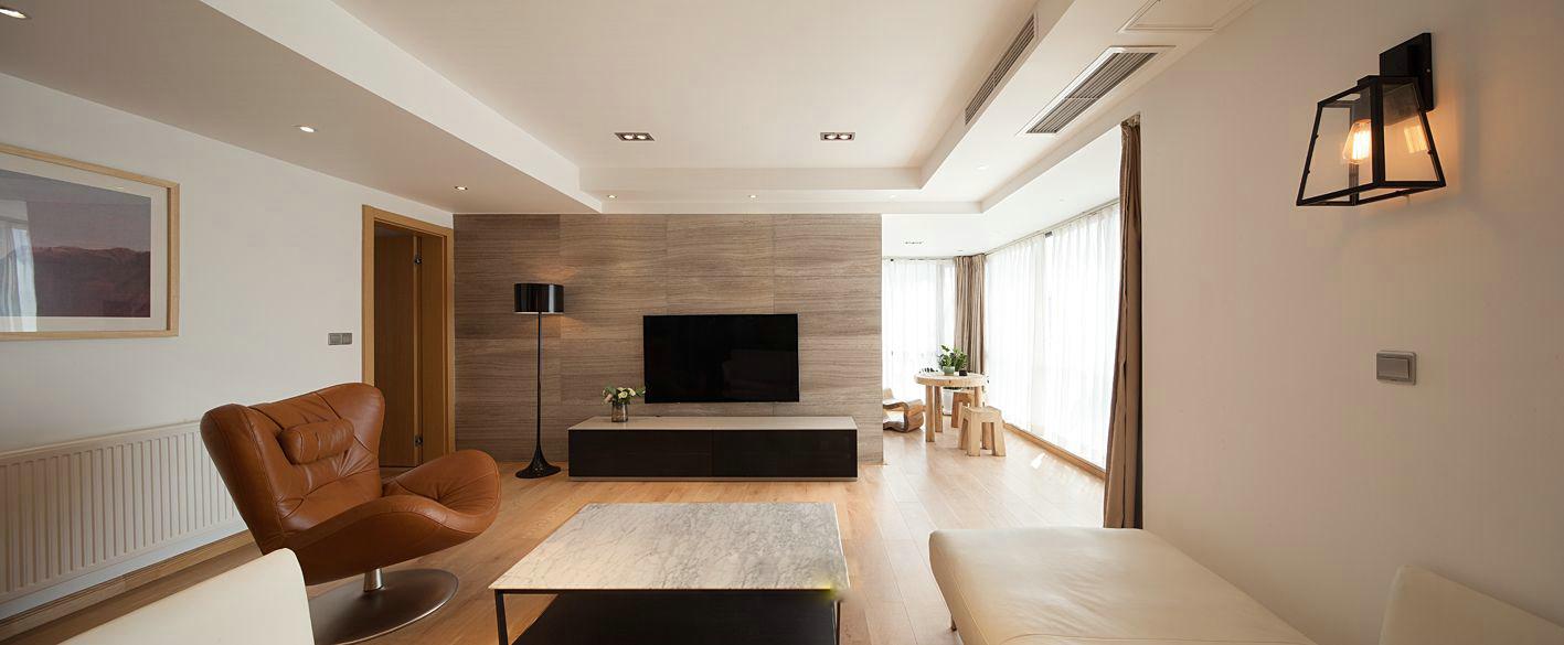 客厅简单大气,干净清爽为主,舒适甜美的小场所