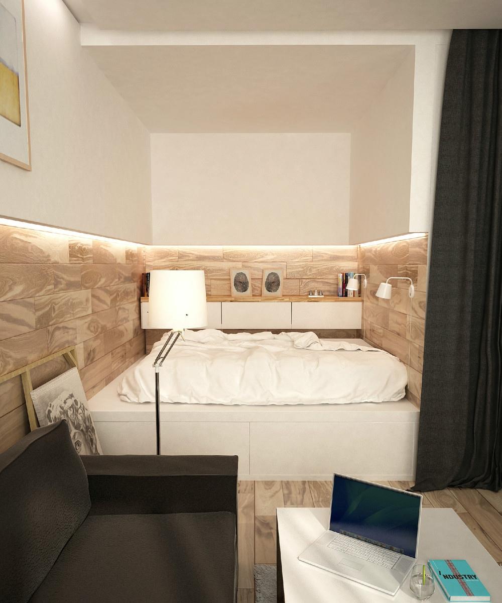 卧室装修室内功能越来越完善,舒适度也越来越高,基本可以满足主人的任何生活需求。
