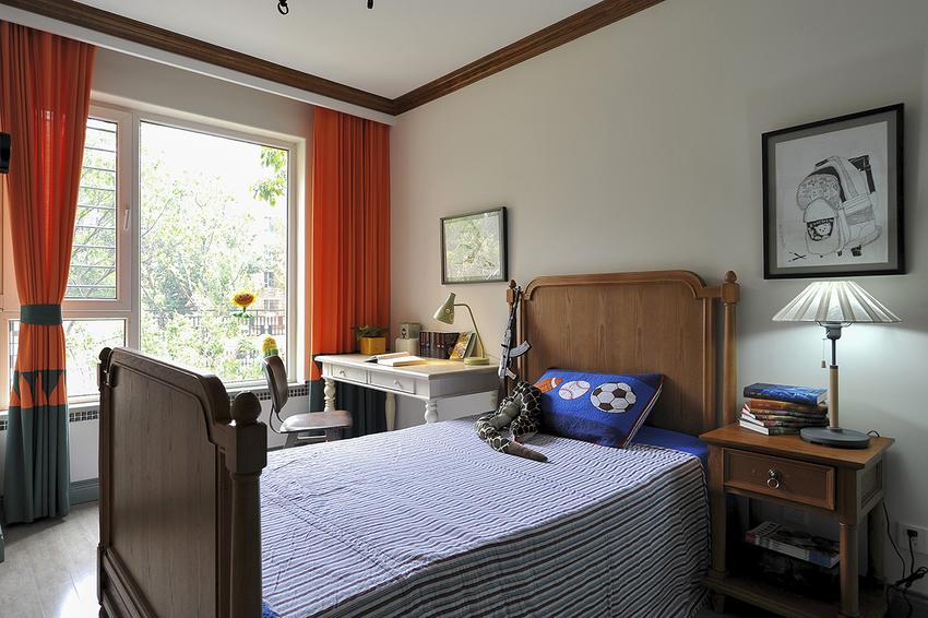 空间设计非常适合打造儿童房的居住空间,活泼有想象力。