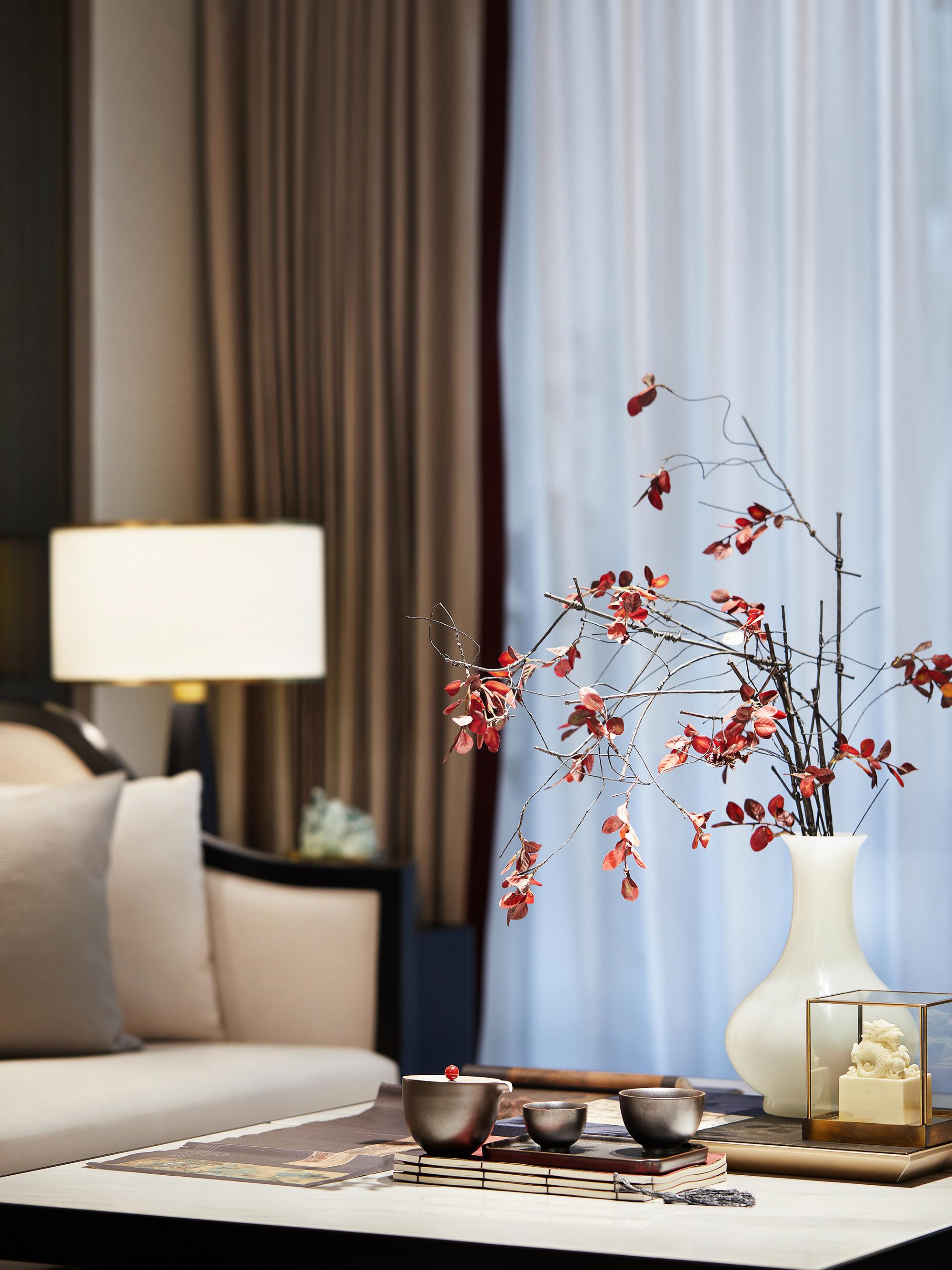 退休换新房,爸妈最喜欢的100㎡新中式,设计太走心了!