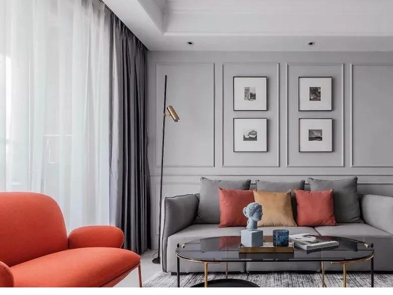 坐标上海丨艺术家花12万打造美式轻奢,巧用空间与视觉延伸