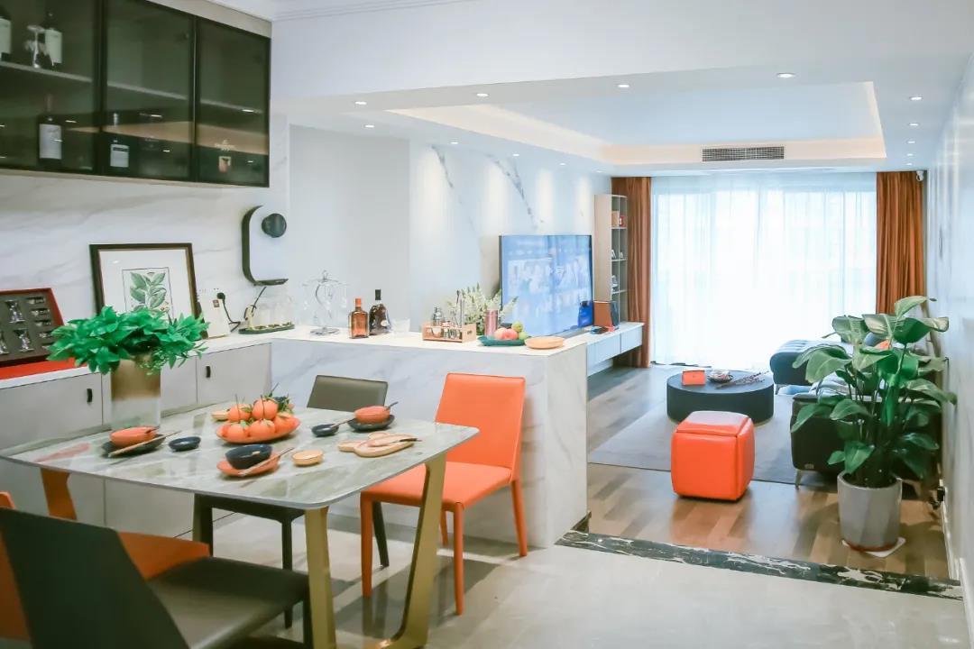 3室变4室 | 广州128㎡现代轻奢,家有2胎的一定要看!