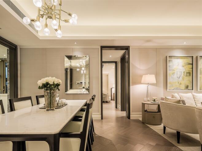 上海装修房间攻略分享,教您如何打造客厅餐厅一体化?