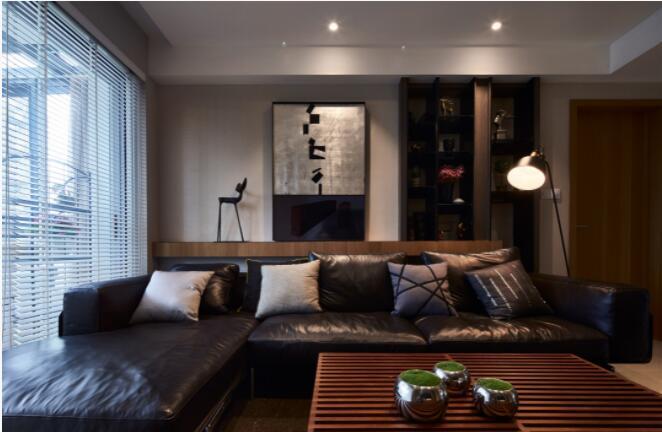 深圳装修三室两厅沙发摆放法则,客厅布局有讲究!