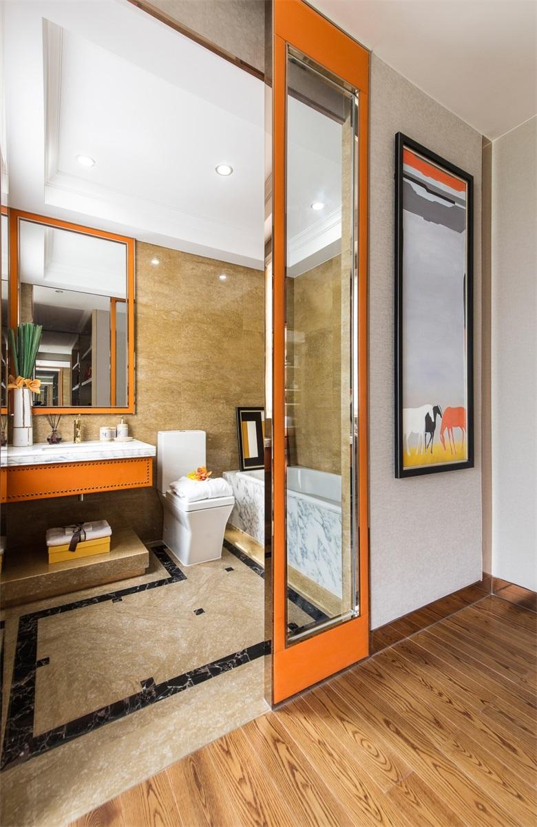卫生间显大有哪些窍门,深圳小卫生间装修解析