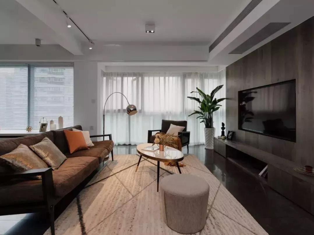 130㎡老房变身外国公寓,德式设计+绝美透视,这谁扛得住?