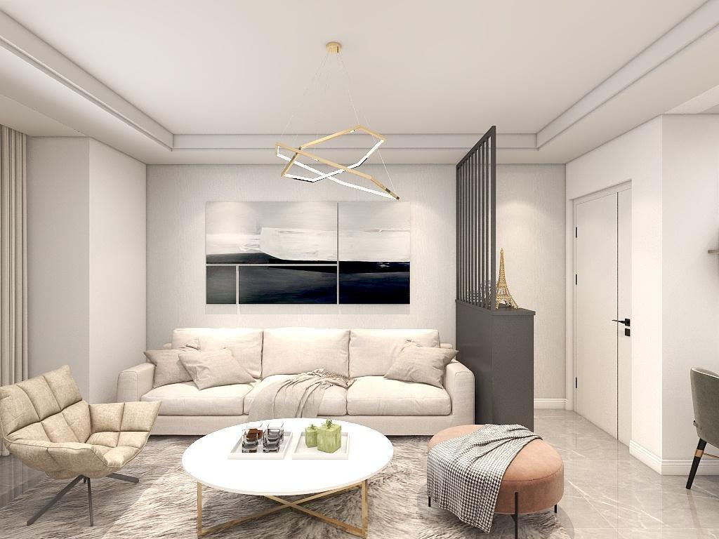 客厅带飘窗如何设计?北京客厅装修设计技巧解析
