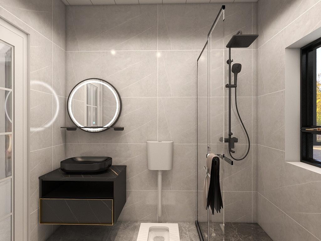 小空间有大智慧,广州小卫生间装修技巧解析
