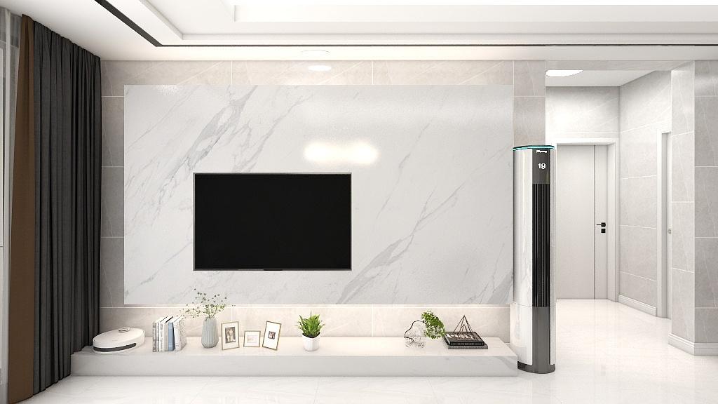 电视背景墙设计有哪些原则?北京家装电视背景墙设计技巧解析