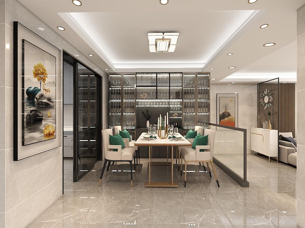 广州室内装修设计经验,营造餐厅仪式感只需3步!