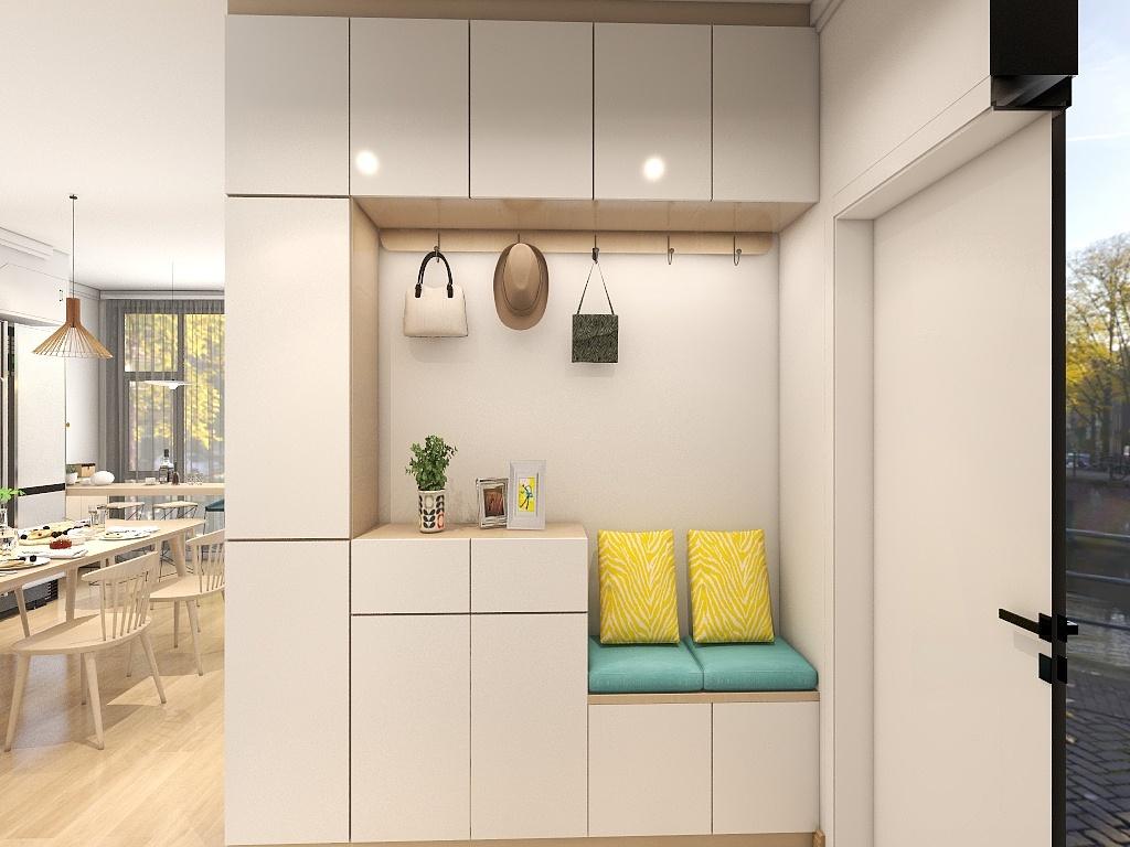 上海房间装修设计攻略分享:衣帽间这样设计才能提升更衣体验!