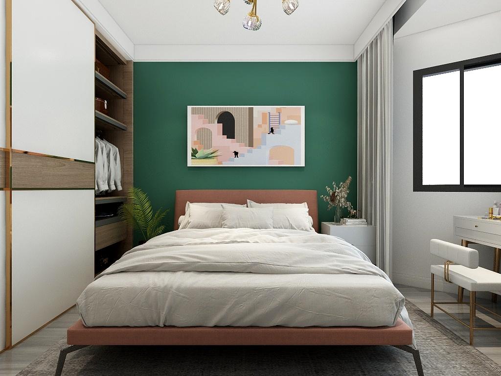 廣州女孩房間裝修做到這3點,給孩子一個安全的家