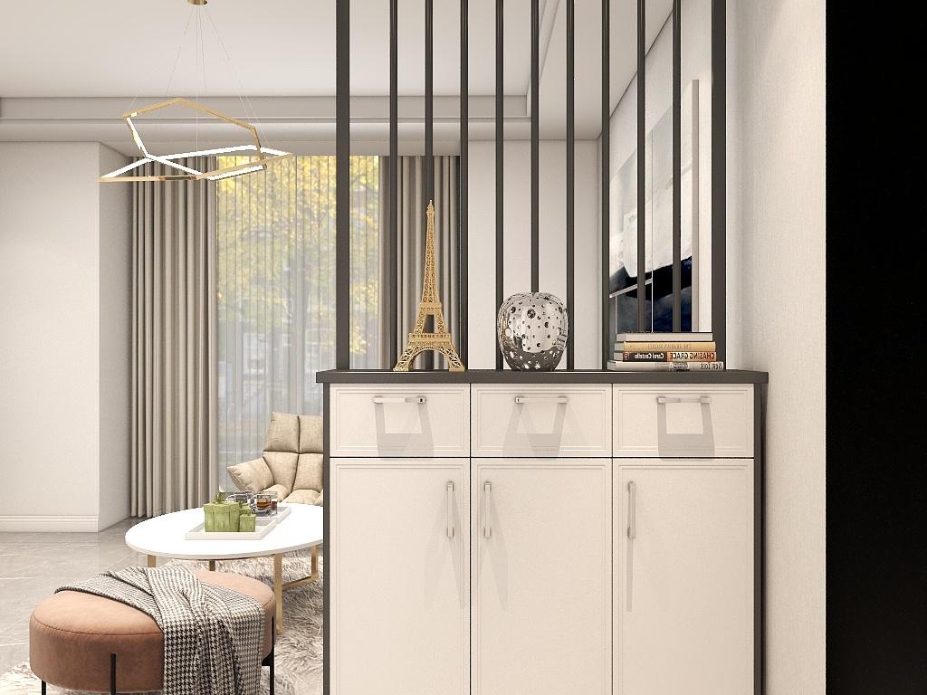 廣州房屋裝修如何打造玄關,3個技巧助你一臂之力