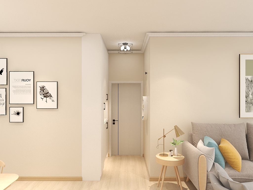 广州室内软装修照片墙有讲究,这样打造创意又实用