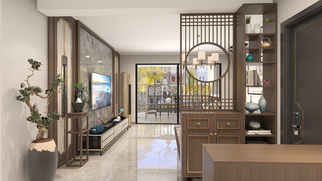 北京兩室一廳裝修,先裝門還是先裝地板?